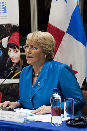 Executive Director Michelle Bachelet Outlines Action Agenda To Advance Equality As UN Women Completes One Year