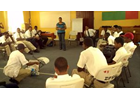 In Dominica, a violence-prevention programme helps boys overcome gender stereotypes