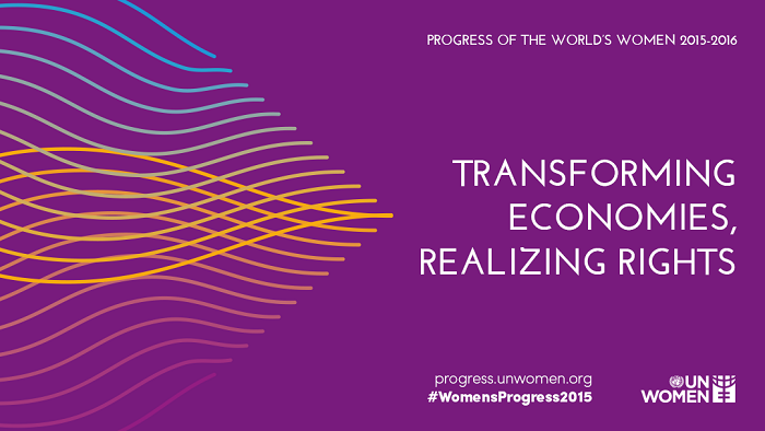 New report from UN Women unveils far-reaching policy agenda to transform economies and make gender equality a reality
