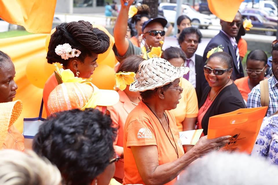 Network of NGOs Orange Day