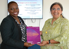 Progress Report presented to Antigua and Barbuda Minister of Social Transformation