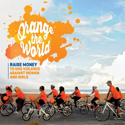 Orange The World 2016