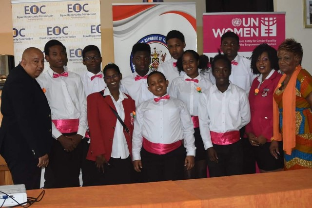 UN Women Violence Prevention Programme begins for Trinidad and Tobago youth