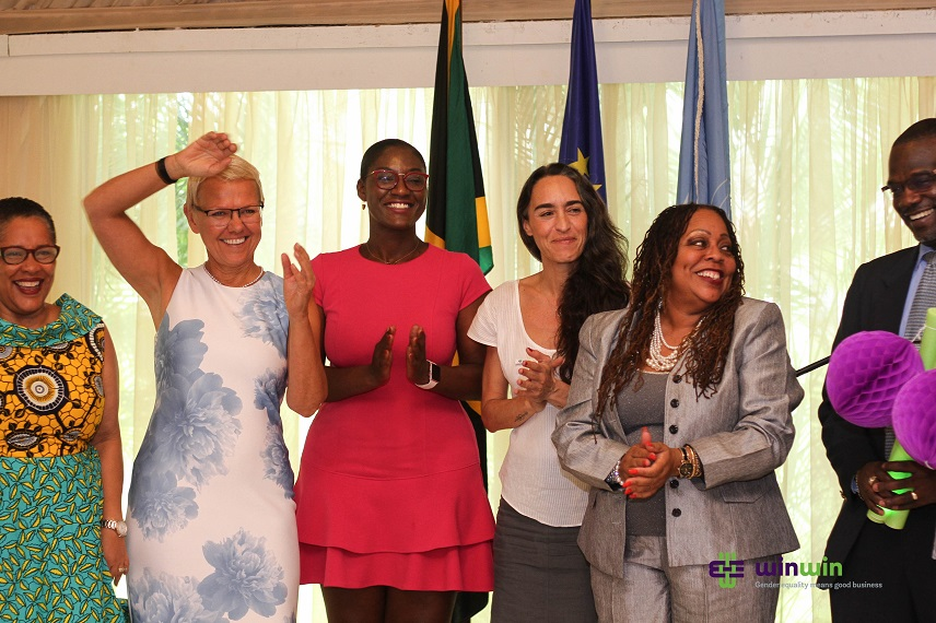 "Jamaica's ""Gender Equality means Good Business Programme"" Launched –  A Win-Win for Women, Business and National Development"
