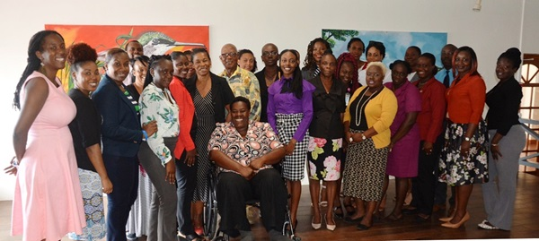 Some 50 stakeholders representing government, NGOs, CSO, FBOs and the private sector participated.