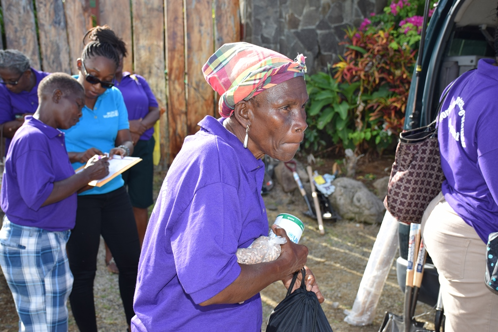 Climate Change Success - Dominica Farmers