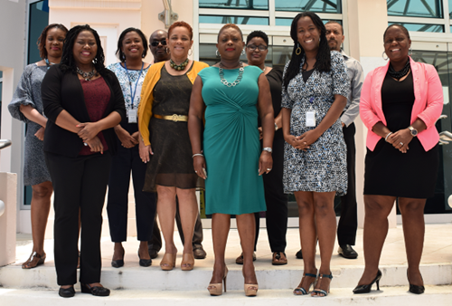 Staff, UN Women Multi-Country Office for the Caribbean (MCO-Caribbean)