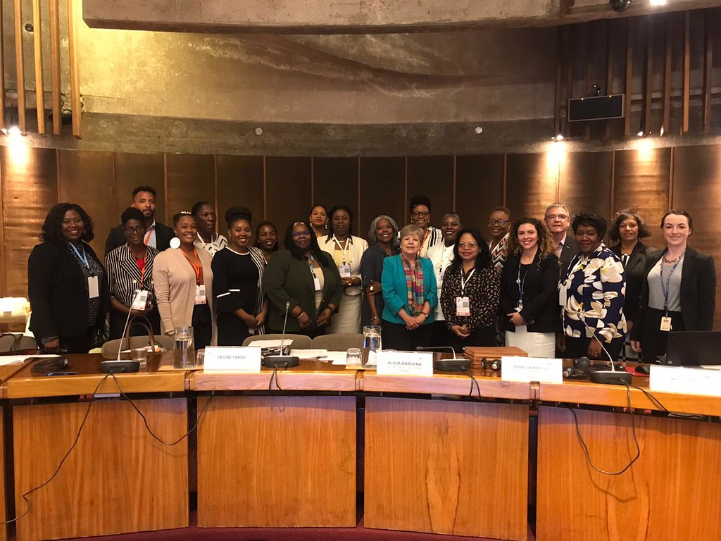 Caribbean and Latin American countries at XIV Regional Conference on Women in Latin America and the Caribbean approve the Santiago Commitment to accelerate actions to realise gender equality.