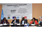 Spotlight Initiative to end violence against women and girls launched in Grenada