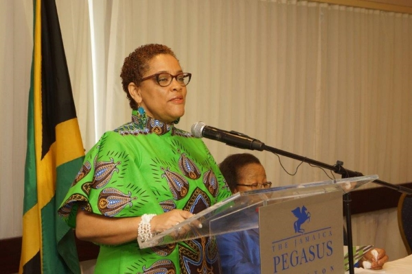 Tribute to Alison McLean - Representative, UN Women Multi-Country Office for the Caribbean (MCO-Caribbean)