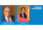 UN Women Representative presents credentials to Barbados' Minister of Foreign Affairs and Foreign Trade