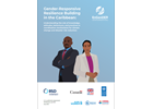 Gender-Responsive Resilience Building in the Caribbean: Understanding the role of knowledge, attitudes, behaviours, and practices in coordination mechanisms for Climate Change and Disaster Risk Reduction
