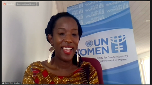 UN WOMEN AND THE UWI LAUNCH THE ALISON ANDERSON MCLEAN INTERNSHIP
