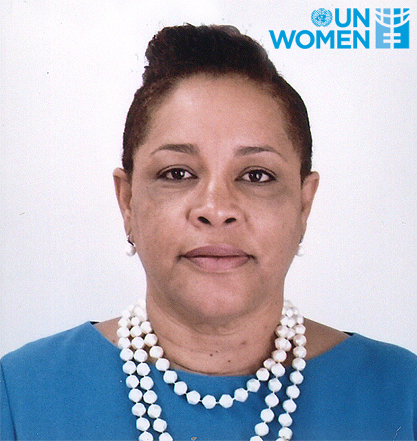 Ms. M. Alison Mclean Representative, UN Women Multi-Country Office - Caribbean
