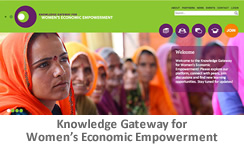 Knowledge Gateway for Women's Economic Empowerment