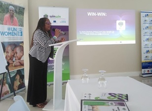 The Win-Win Programme moves forward to enhance procurement capacities for women and organizes workshops in partnership with MIND