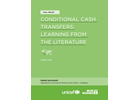 Conditional Cash Transfers: Learning From The Literature (Full Paper)