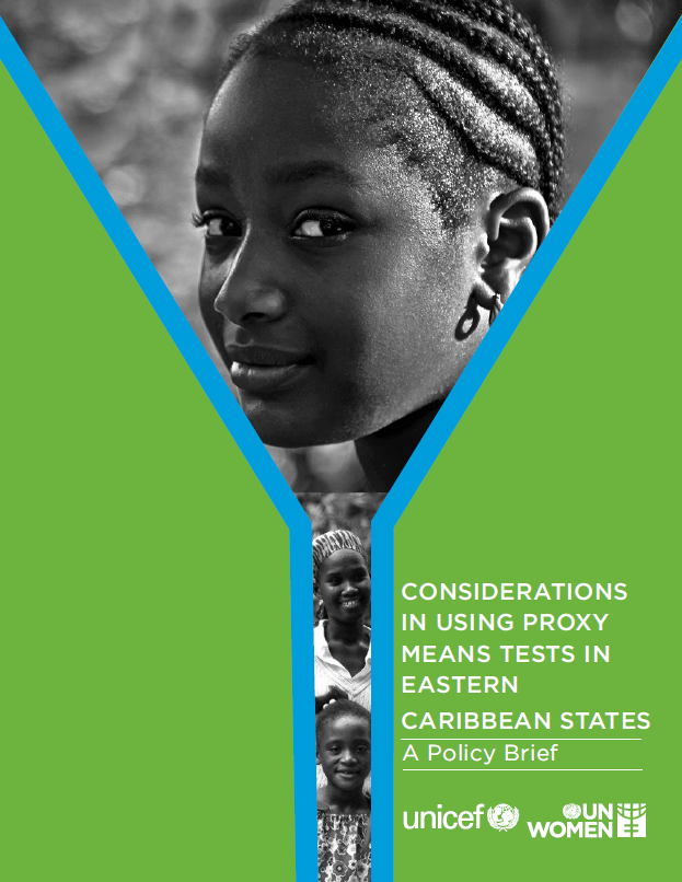 Considerations in Using Proxy Means Tests in Eastern Caribbean States: A Policy Brief