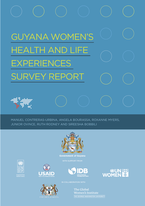 Guyana Women's Health and Life Experiences Survey Report