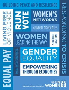 UN Women Annual Report 2018-2019