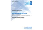 British Virgin Islands COVID-19 Macroeconomic and Human Impact Assessment Data