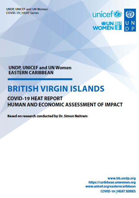 COVID-19 HEAT Report - Human and Economic Assessment of Impact - British Virgin Islands