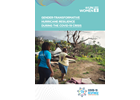 Gender-Transformative Hurricane Resilience During the COVID-19 Crisis