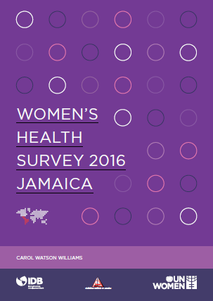 Women's Health Survey 2016 - Jamaica