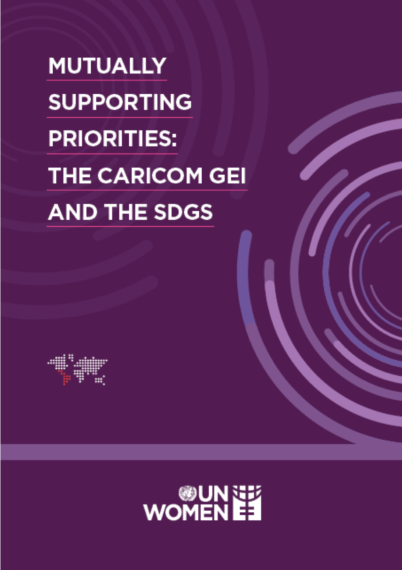Mutually Supporting Priorities: The CARICOM GEI and the SDGS
