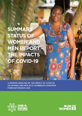 Summary Status of Women and Men Report - The Impacts of COVID-19