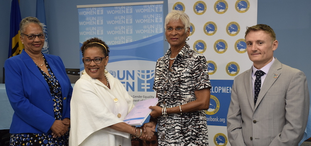 UN Women, CDB and CARICOM launch national surveys on gender-based violence