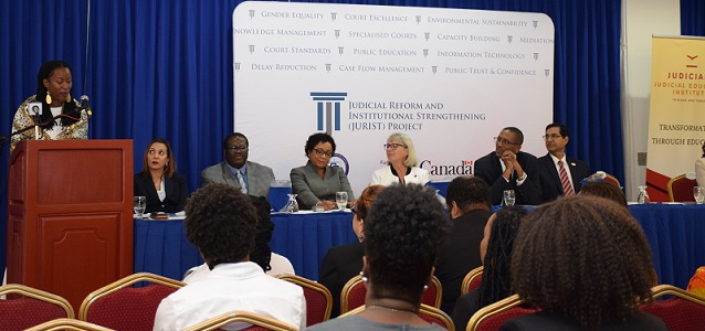 Gender Equality Protocol for Trinidad and Tobago Judicial Officers Launched