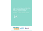 Women´s political participation and its relationship with gender - Based violence