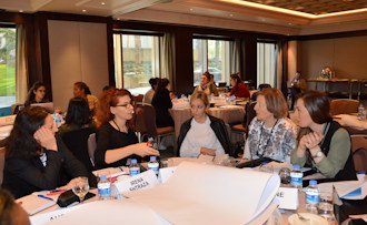 Women's groups discuss how to integrate intersectional approaches for ending violence against women in the Western Balkans and Turkey