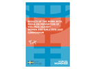 Results of the work with media on prevention of violence against women and girls 2016-2021 Compendium