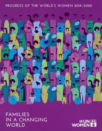 Progress of world's women: Families in a changing world