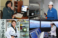 Women are challenging work place stereotypes in Kazakhstan