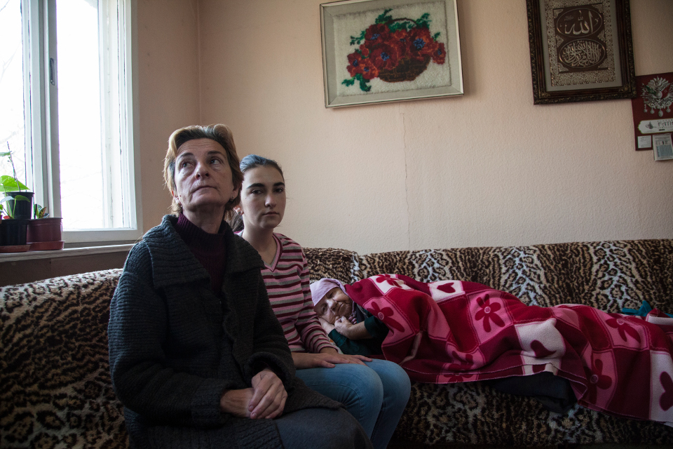 52-year-old Gonul Eyup is a Turkish minority woman living in Chento. Photo: UN Women Europe and Central Asia/Rena Effendi