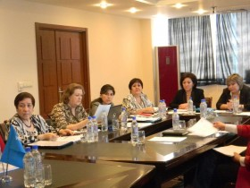 Agency of the Republic of Kazakhstan on statistics organized a Round table dedicated to the improvement of gender statistics in Kazakhstan