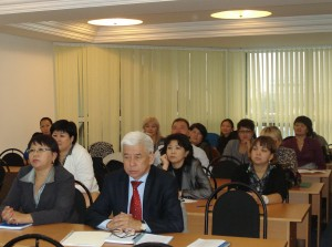 UN Women strives to strengthen potential of civil servants to promote gender equality in Kazakhstan