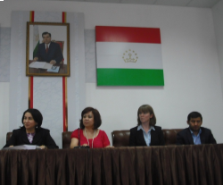 National Contest Farah – 2012 to find the best women entrepreneur of the year is launched in Tajikistan