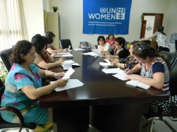 UN Women held the preparatory meeting with members of newly established Civil Society Advisory Board