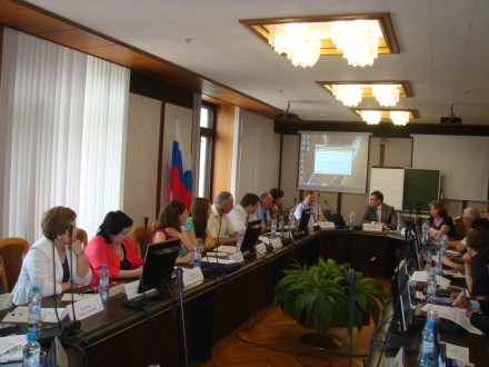 One-week workshop on Gender Responsive Budgeting for civil servants from the Commonwealth of Independent States has been launched in Russia