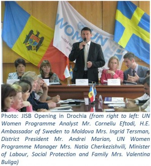 Three more districts opened the door for women and men at local level to access information and services, now reinforced with the approved Government Regulation on the functioning of Joint Information and Services Bureaus in the Republic of Moldova