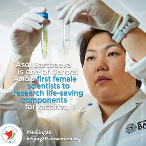 Saving lives through scientific research