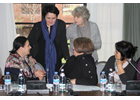 Women's organizations taking ownership in peacebuilding efforts