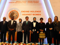 Zero tolerance a must to end violence against women and girls leaders say at global UN conference
