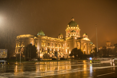 Serbia Parliament. Photo: UN Women Serbia