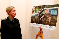 Ukraine commits to promote women rights in its armed forces