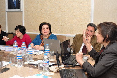 Panel stresses importance of gender-based budgeting in Turkmenistan web 400x267